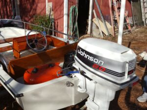 1986 Boston Whaler 11′ Super Sport